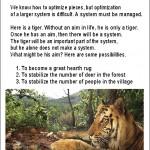 demings tiger small