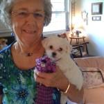 Sophia Joy at 8 weeks